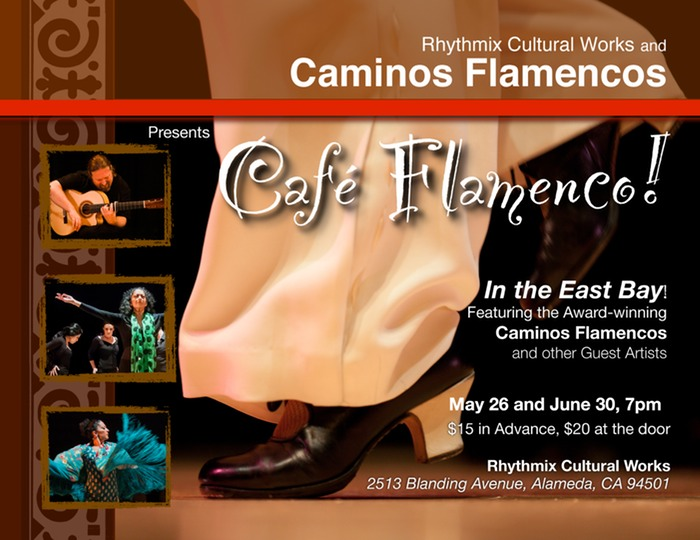 Cafe Flamenco FRONT 2013-April